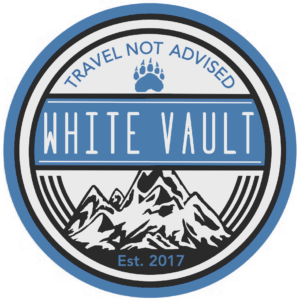 Travel Not Advised Patch