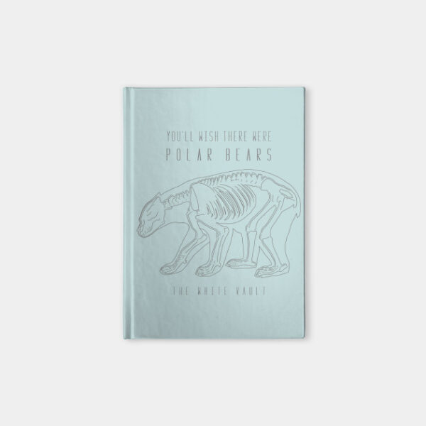Polar Bear Gray - NOTEBOOK