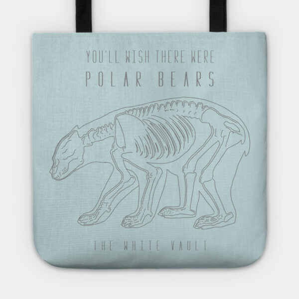 Polar Bear Gray - TOTE