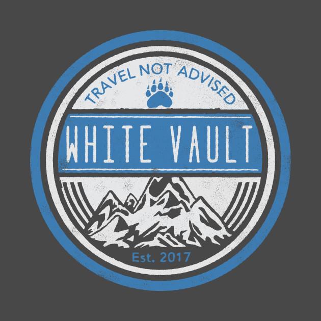 Travel Not Advised - Black Transparent - DESIGN